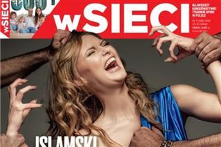 Насловна на полски неделник ја шокираше Европа