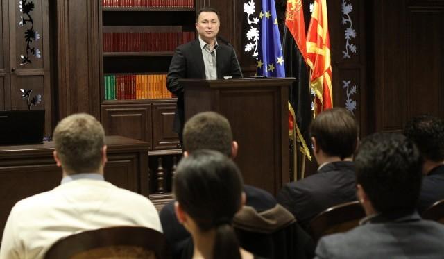 Груевски: СДСМ знаат дека ако нема криза и конфликт, нема што да им понудат на граѓаните