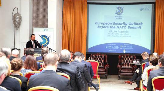 Попоски: Приемот на Македонија е во интерес и на НАТО