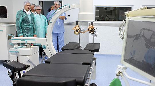 Нова, најсовремна опрема за Торакалната хирургија