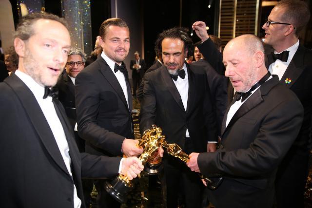 ФОТО: Сите добитници на Оскари 2016