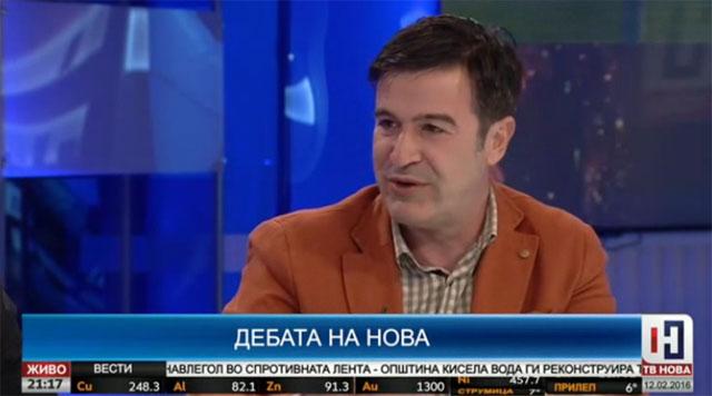 Пандов: Во интерес на политички поени на СДСМ, Јанева осудува раководство на политичка партија