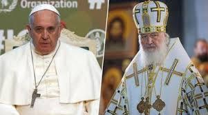 Би-Би-Си: Руската црква го менува ставот кон Ватикан