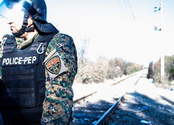 Македонско-грчката граница се засилува со 25 словачки полицајци