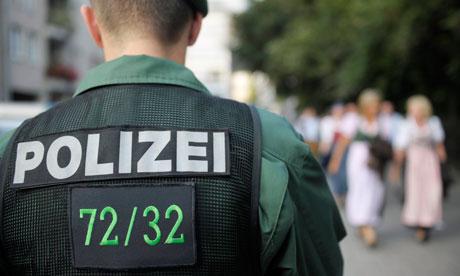 Уапсен Македонец во Германија