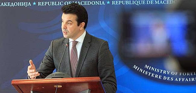 Попоски: Македонија нема да биде претворена во бегалски камп