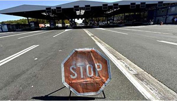 Утре прекин на сообраќајот на граничниот премин Дојран