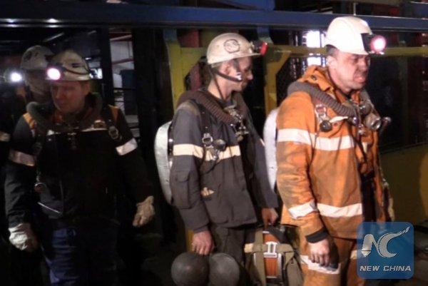 Драма во Русија: Пожар во рудник, рударите затрупани под земја