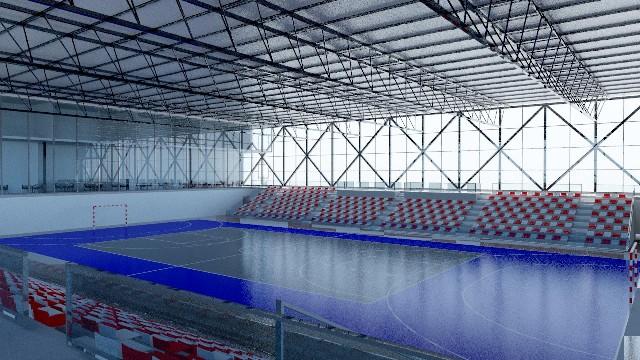 Груевски најави изградба на современа спортска сала во Охрид