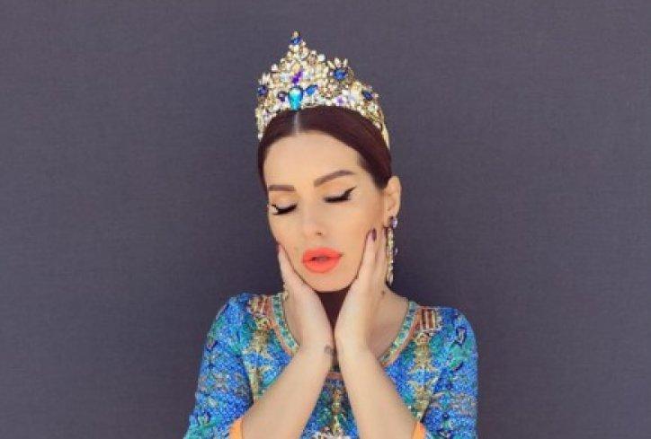 ФОТО: Сека Алексиќ како принцеза