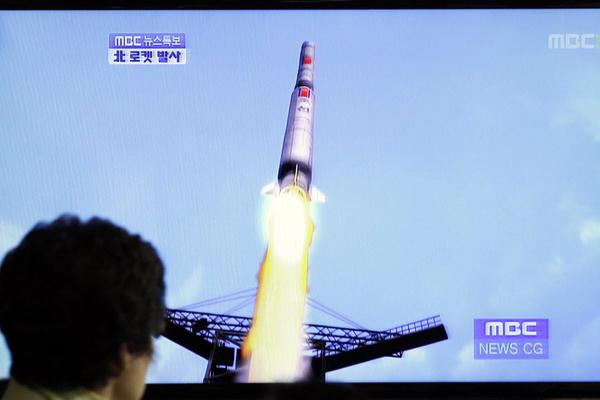 Северна Кореја истрела ракета со голем досег