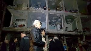 Над 140 убиени во бомбашки напади во Сирија