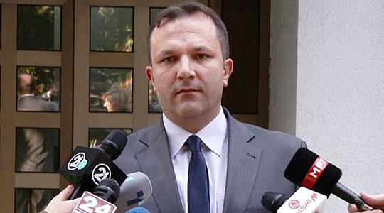 Спасовски бега од одговорност и спинува дека протестот бил против полицијата
