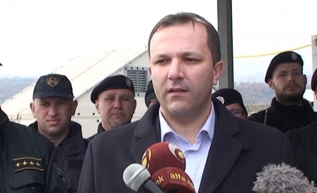 Спасовски: Ќе примиме толку бегалци колку што ќе примат земјите од западно-балканската рута
