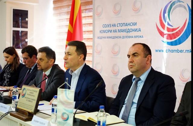 Груевски: Програмата на ВМРО-ДПМНЕ се заснова на два клучни фундаменти – подобар живот за граѓаните и развој на економијата