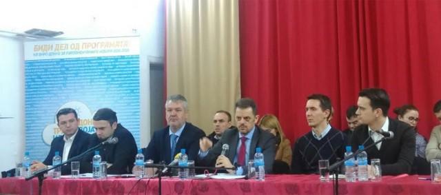 Ставрески: СДСМ има само еден проект -предизвикување кризи на вештачки начин