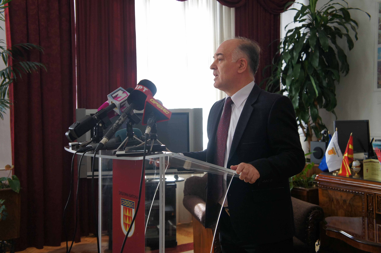 Талески: Офицерскиот дом ќе прерасне во Куќа на културата