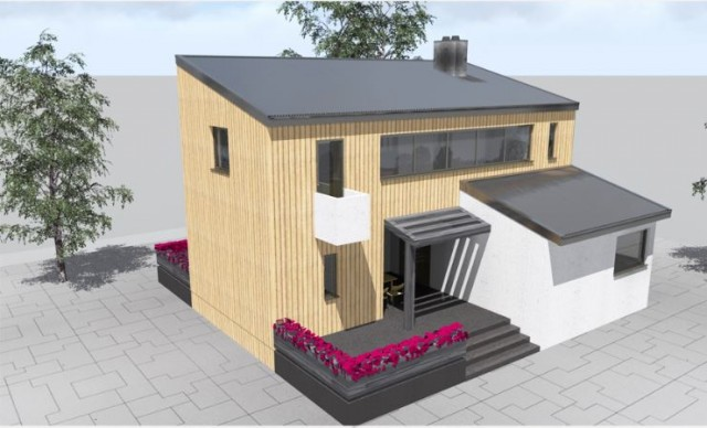 Груевски: Со бесплатните проекти за типски куќи граѓаните заштедуваат околу 2.000 евра