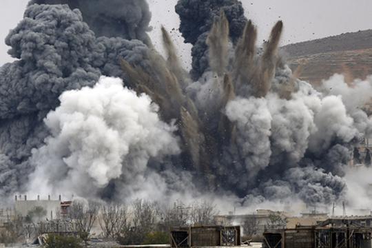 Турција ги гранатира сириските Курди
