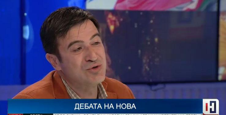 """Пандов: Луѓе кои имаат полни усти со """"демократија"""" и """"слобода на говор"""", немаат ништо демократско во нив"""