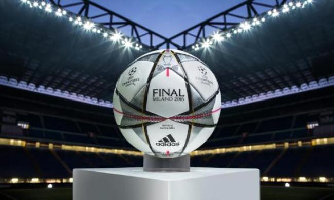 УЕФА ја промовираше топката со која ќе се игра финалето од ЛШ