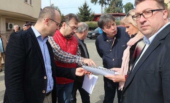 Улицата Милан Мијалковиќ во Пржино ќе добие нови тротоари