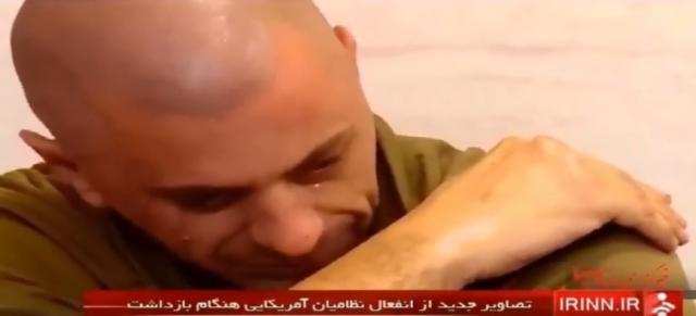 Иран објави снимка од заробени американски војници