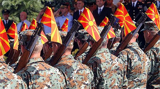 Oглас за вработување 125 професионални војници