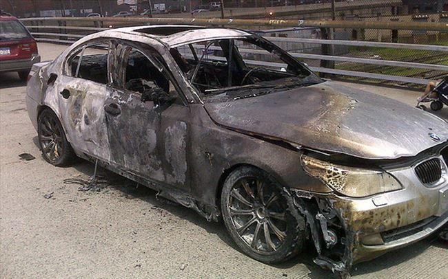 Маскирани екстремисти во Берлин запалиле 48 возила