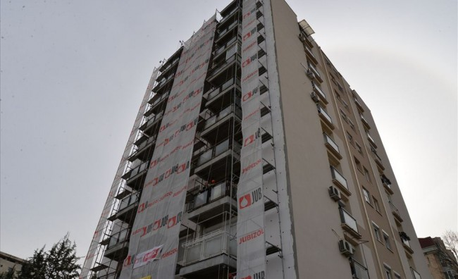 Дваесет нови фасади во Карпош