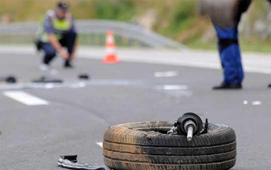Четири лица полесно повредени во сообраќајки во Скопје