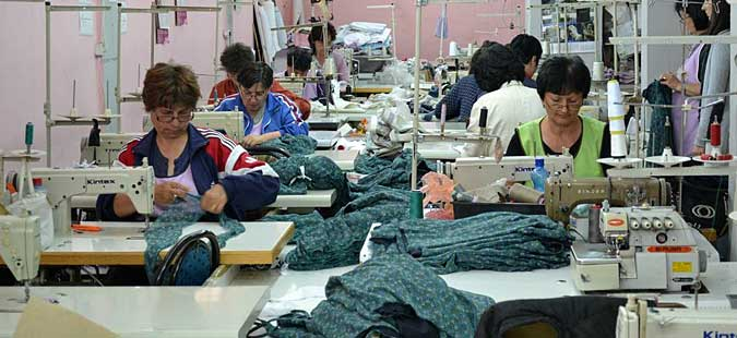 Продуктивност на текстилните компании со вложување во современа опрема