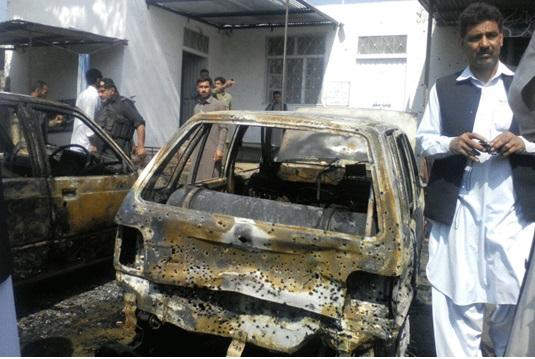 Најмалку 8 загинати во напад во Пакистан