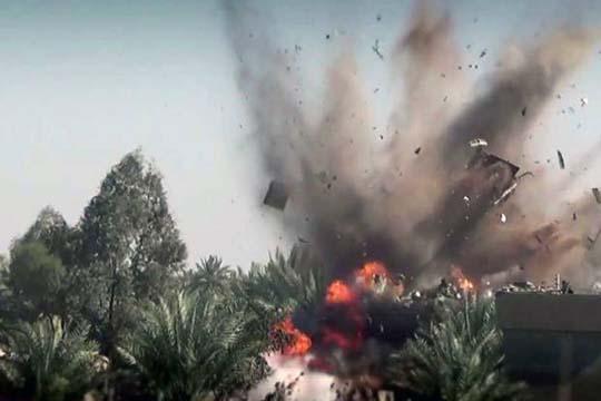 Пентагон: САД ги уништија капацитетите со хемиско оружје на ИД