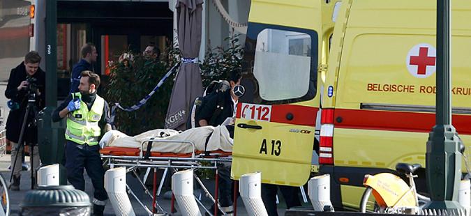 Убиениот во полицската акција во Брисел бил Алжирец поврзан со ИД