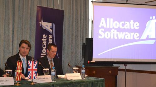 """Британски """"Алокејт софтвер"""" отвора втора канцеларија во Македонија"""