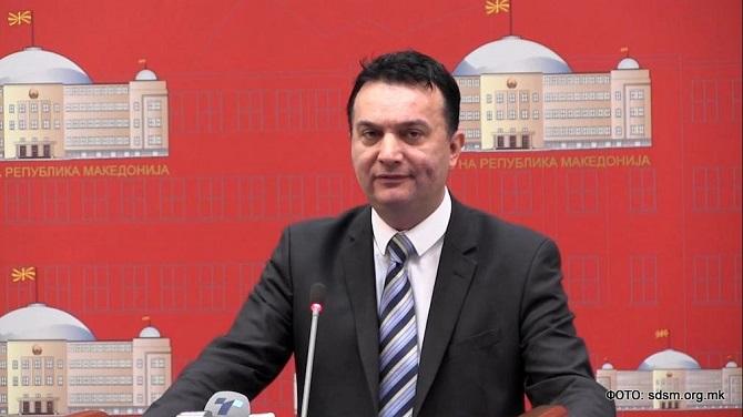 СДСМ ќе поднесе предлог Закон за дополнување на Законот за помилување