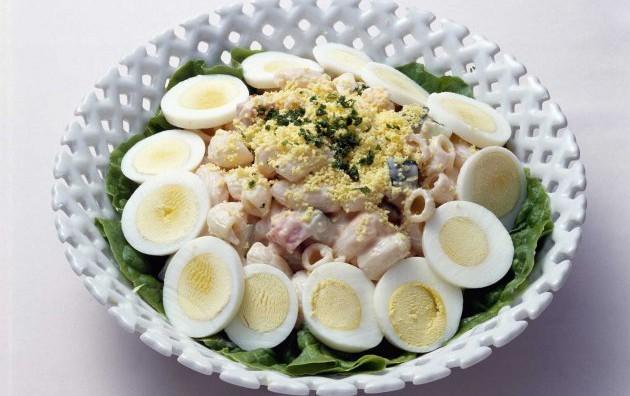 Специјалитети од варени јајца