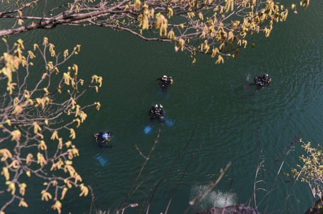 """Светски ден на водите: Акција за чистење на езерото """"Матка"""""""