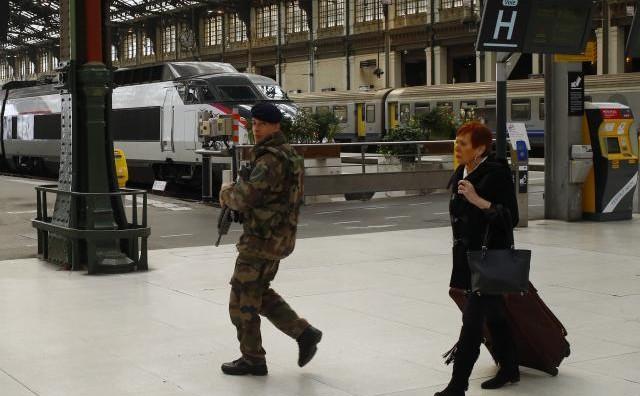 Pariz-zeleznicka