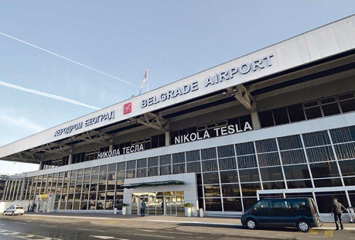 Ракети пронајдени на аеродромот во Белград