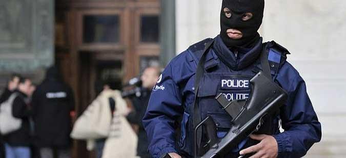 Еден екстремист убиен во антитерористичка операција во Брисел