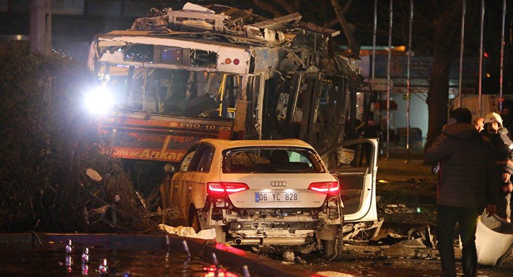 Напади во Анкара: Најмалку 35 лица загинаа