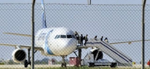 Заврши заложничката криза со египетскиот авион