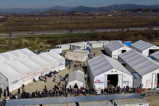Чистач во бегалски камп во Турција осуден за сексуална злоупотреба на деца