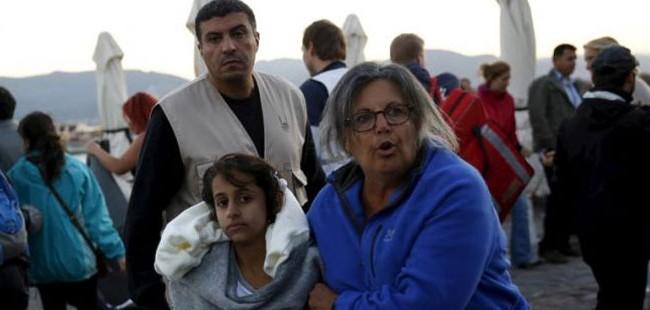Грција врати во Турција 76 илегални имигранти