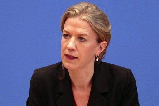 Almanya Hükümet Sözcüleri Basın Toplantısı