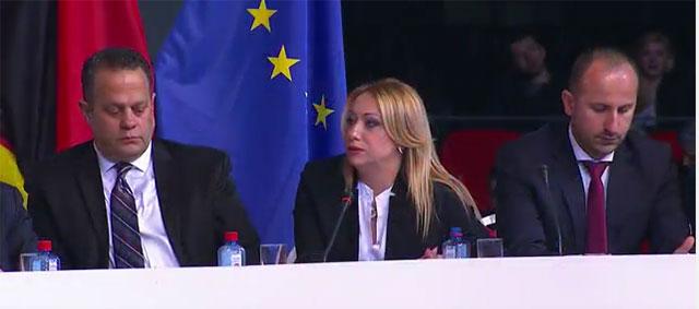 Бришкоска-Бошковски: Се зголеми ефикасноста и професионализација на судството