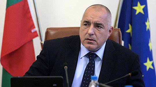 Борисов: Информациите од Иванов за мигрантските рути ги пренесов на ДАНС