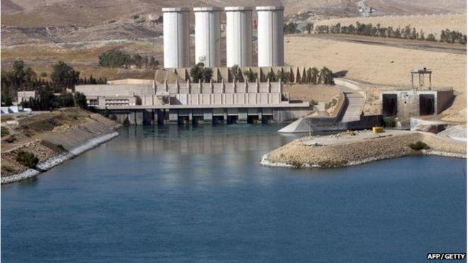 Наредба за евакуација: Ако попушти оваа брана една третина од Ирак ќе биде под вода